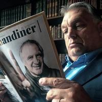 Az orbánizmus közéleti kékharisnyája derékig üvegszilánkban élesztgeti a náci örökséget