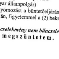 Hagyó kontra magyar állam - 4:0
