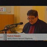 Kutron Katalin tudta, hogy alaptalanul tiltja meg az érintkezést Hagyó és egykori élettársa között