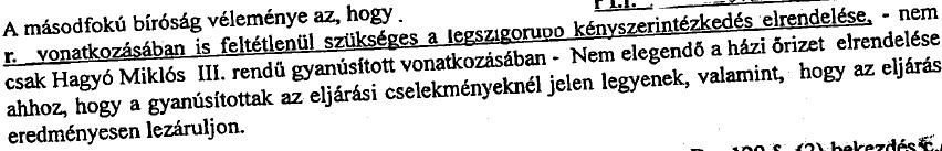 szívós - - A Fõvárosi Bíróság, mint másodfokú bíróság.jpg