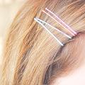 3 módszer az egyenes hajért vasalás nélkül