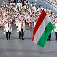 Magyarok menni Olimpia (21)
