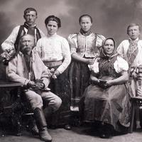 Meddig éltek az őseink? - Az írástudatlan parasztasszony