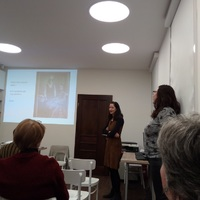 Előadások és cikkek német nemzetiségi avagy