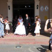 esküvő előtt, után, és ami közben történt.