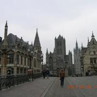 harmadik napja Belgiumban.