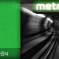 elindult a 4-es metró!