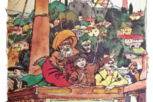 Keresztül a hódoltságon, Sztambulig