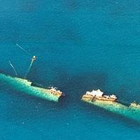 54. SS Antilla - Aruba