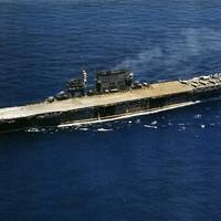 44. USS Saratoga - Bikini Atoll, Marshall-szigetek
