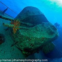 16. MV Captain Keith Tibbets - Kajmán-szigetek