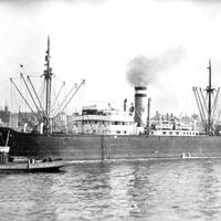 120. SS Frankenwald - Norvégia