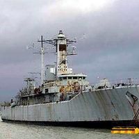 89. HMS Scylla - Anglia