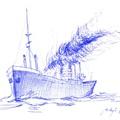 Tűzhalál a tengeren