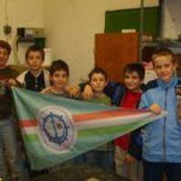 Hajómodellező szakkör a Csokonai Gimnáziumban