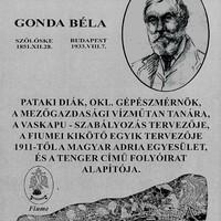 Emléktábla-avatás Sárospatakon
