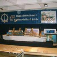 A Közlekedési Múzeumban a magyar hajógyártás