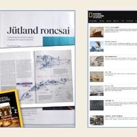 Jütland roncsairól tudósít a National Geographic Magazin