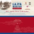 A LAJTA Monitor Múzeumhajó szezonnyitója
