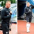 Rooney új hajával villog az Európa Bajnokságon.