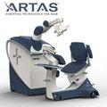 Hajbeültetés robottal. ARTAS, a FUE hajvételi robotberendezés