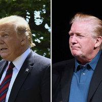 Trump elnök új hajviselete