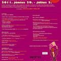 Irodalmi Sátor a VOLT Fesztiválon  - a program