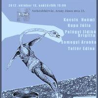 hazatalán - a Hajtűkanyar irodalmi estje a Petőfi Kultúrtérben