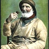 Öreg német halász - 1892