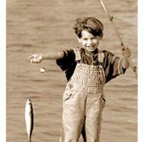 Horgász öröm halakkal - fotók
