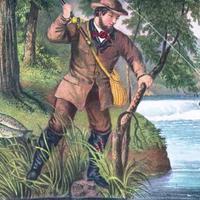 Pisztráng horgász