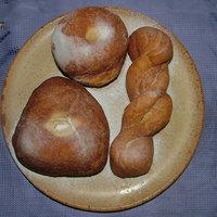 Farsangi szalagos fánk, forró alma chatnival