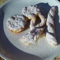 Leveles túrós muffin