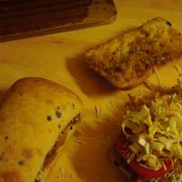 Hungary Steak Sandwich (magyar tarjás szendvics szerintem :))