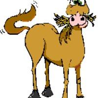 A cigány lova böjtöl