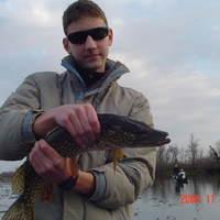 Tisza-tó 2008. November