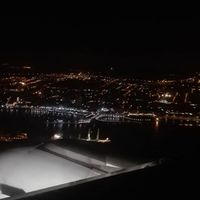 Éjfél körül végre // Around midnight finally #haligaliblog #arrived in Ponta Delgada
