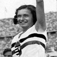 Olimpiai történetek: Csák Ibolya, az első női olimpiai bajnokunk