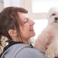 Hogy segít a hallássegítő kutya?