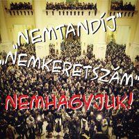 Sztrájkfelhívás és fontos infók a szerdai tiltakozásokról - ADD TOVÁBB!