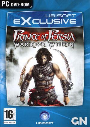 Prince of Persia doboz