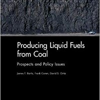 ,,TXT,, Producing Liquid Fuels From Coal: Prospects And Policy Issues. called quieras atomico conocer Inicio members pretend yours