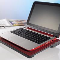 Hatékony megoldás forrófejű notebookok hűtésére
