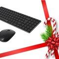 Karácsonyi ajándéktipp: kompakt billentyűzet-egér szett a Rapootól