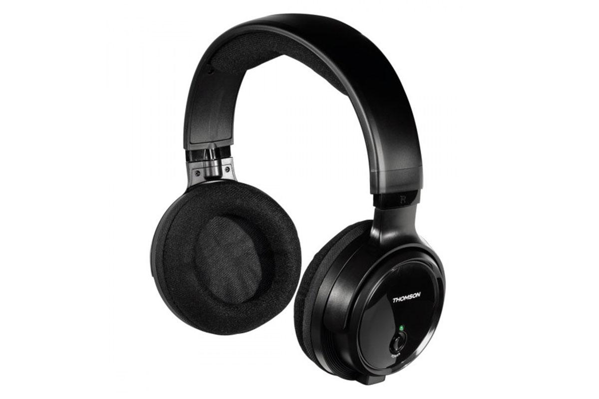 A vezeték nélküli kialakításból adódóan a fejhallgatóhoz egy bázisállomás  is tartozik b0bbbce5f5