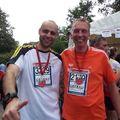 Heldenlauf tréning - 6. hét + Félmaraton