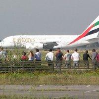 Az első Airbus A380
