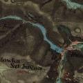 Hámor behatárolása a térképen ( 2. rész )