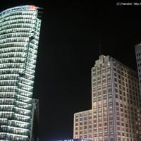 A Potsdamer Platz, és ami megmaradt belőle