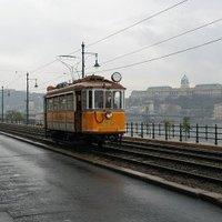 Százhúsz éves a budapesti villamosközlekedés
